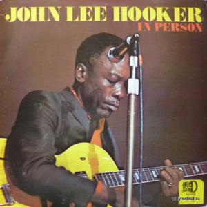 John Lee Hooker - In Person