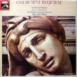 Luigi Cherubini - Requiem (feat. Riccardo Muti & New Philharmonia Orchestra)