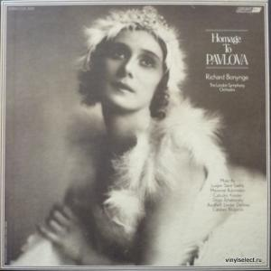 London Symphony Orchestra,The - Homage To Pavlova (Classical Tribute To Anna Pavlova)