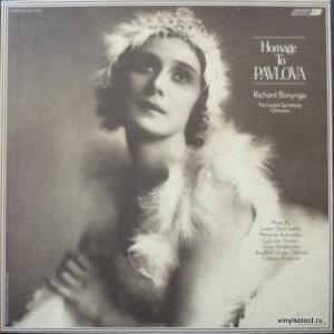 London Symphony Orchestra,The - Homage To Pavlova (Classical Tribute To Anna Pavlova)