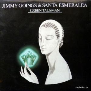Santa Esmeralda - Green Talisman