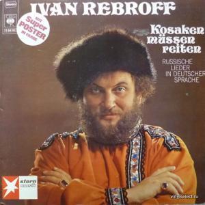 Ivan Rebroff - Kosaken Müssen Reiten (mit Super Poster)