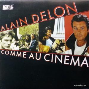 Alain Delon - Comme Au Cinema