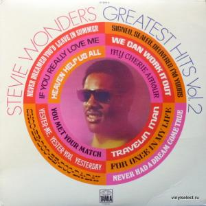 Stevie Wonder - Stevie Wonder's Greatest Hits Vol. 2