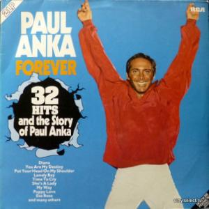 Paul Anka - Forever - 32 Hits And The Story Of Paul Anka