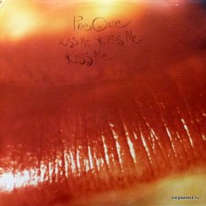 Cure,The - Kiss Me Kiss Me Kiss Me