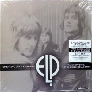 Emerson, Lake & Palmer - The First Five: Picture Disc Collection