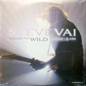 Steve Vai - Where The Wild Things Are (Red & Blue Vinyl)