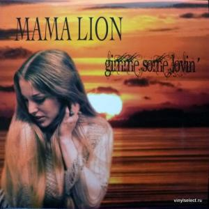 Mama Lion - Gimme Some Lovin' (Red Vinyl)
