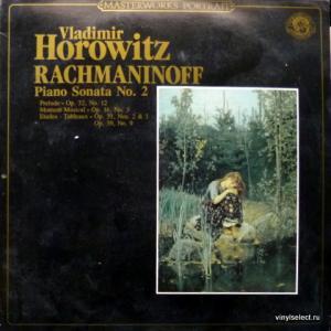 Сергей Рахманинов (Sergei Rachmaninoff) - Piano Sonata No. 2 - Prelude Op. 32 - Moment Musical Op. 16 - Etudes - Tableaux