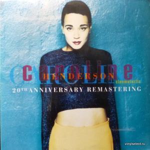 Caroline Henderson - Cinemataztic (20th Anniversary Remastering) (Blue Vinyl)