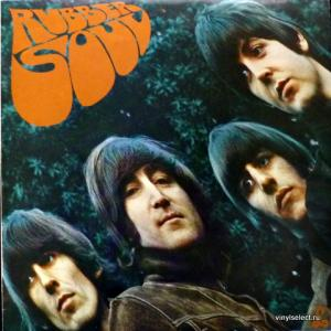 Beatles,The - Rubber Soul