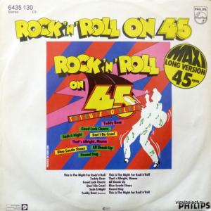 Rock n Roll On 45 - Tribute To Elvis