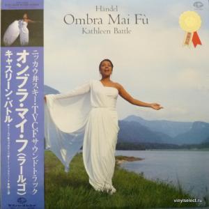 Kathleen Battle - Ombra Mai Fù