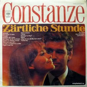 Caravelli Orchestra - Constanze Zärtliche Stunde