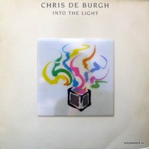 Chris de Burgh - Into The Light (3D Cover)