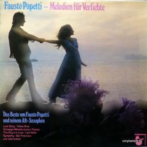 Fausto Papetti - Melodien Für Verliebte