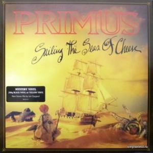 Primus - Sailing The Seas Of Cheese (Yellow Vinyl)