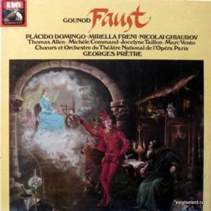 Charles Gounod - Faust (feat. Placido Domingo, Mirella Freni, Nicolai Ghiaurov...)