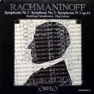 Сергей Рахманинов (Sergei Rachmaninoff) - Symphonie Nr.3 op.44