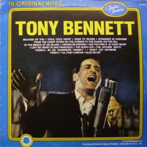 Tony Bennett - 16 Original Hits
