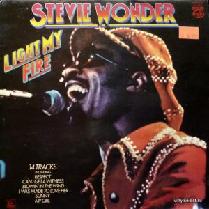 Stevie Wonder - Light My Fire