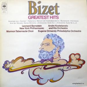 Georges Bizet - Greatest Hits