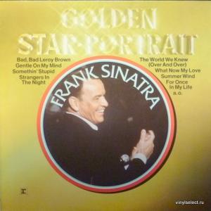 Frank Sinatra - Golden Star-Portrait