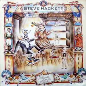 Steve Hackett (ex-Genesis) - Please Don't Touch!