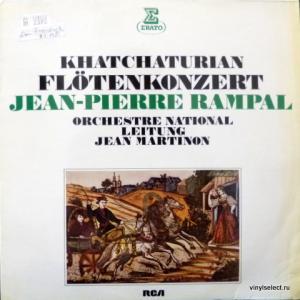 Аpaм Xaчaтypян (Aram Khatchaturian) - Konzert Für Flöte Und Orchester (feat. Jean-Pierre Rampal)