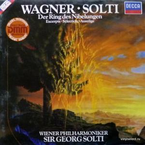 Richard Wagner - Der Ring Des Nibelungen - Excerpts (feat. Wiener Philharmoniker & Sir Georg Solti)