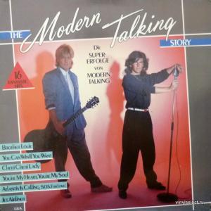 Modern Talking - The Modern Talking Story (Club Edition)
