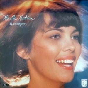 Mireille Mathieu - Et Tu Seras Poete