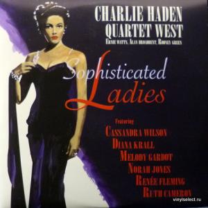 Charlie Haden Quartet West - Sophisticated Ladies feat. C.Wilson, D.Krall, M.Gardot, N.Jones...