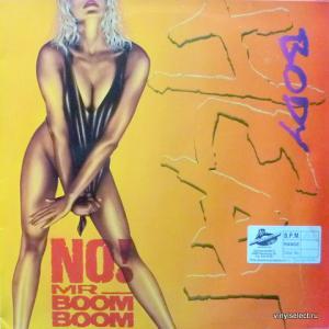Body Heat - No! Mr. Boom Boom