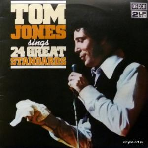 Tom Jones - Tom Jones Sings 24 Great Standards