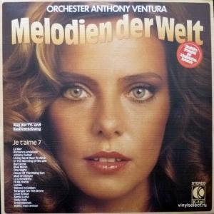 Anthony Ventura - Melodien Der Welt - Je T'aime 7