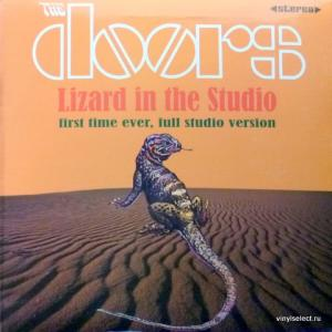 Doors,The - Lizard In The Studio (Pink Splatter Vinyl)