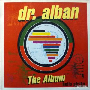 Dr. Alban - Hello Afrika - The Album