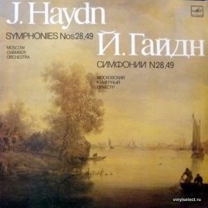 Joseph Haydn - Симфонии № 28, 49