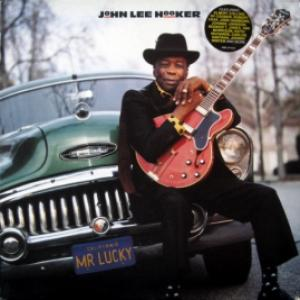 John Lee Hooker - Mr. Lucky (feat. Keith Richards, Carlos Santana, Albert Collins...)