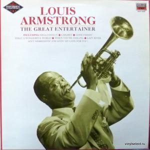 Louis Armstrong - Entertains