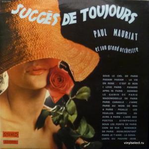 Paul Mauriat - Succès De Toujours