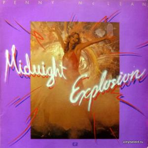 Penny McLean (Silver Convention) - Midnight Explosion