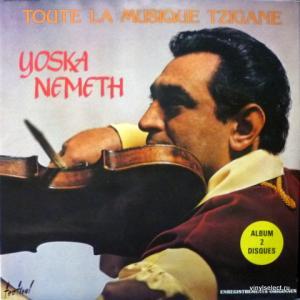 Yoska Nemeth - Toute La Musique Tzigane