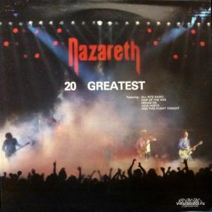 Nazareth - 20 Greatest