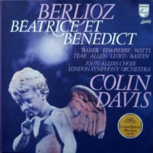 Hector Berlioz - Colin Davis & London Symphony Orchestra - Berlioz: Beatrice Et Benedict