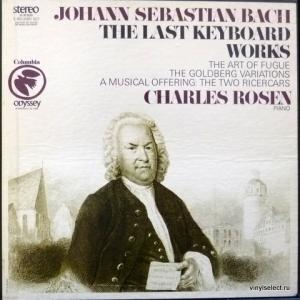 Johann Sebastian Bach - The Last Keyboard Works (feat. Charles Rosen)