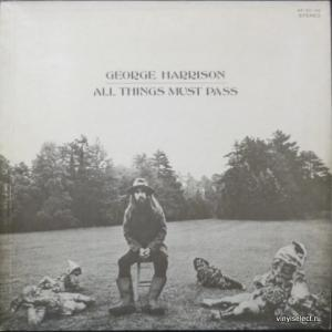 George Harrison - All Things Must Pass (Red Vinyl)