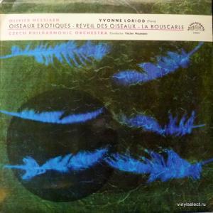 Olivier Messiaen - Oiseaux Exotiques - Réveil Des Oiseaux - La Bouscarle